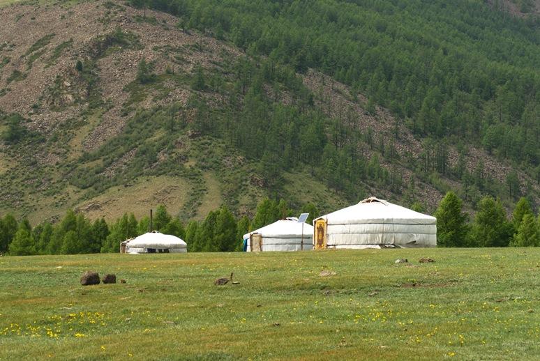 מונגוליה - החטיפה או: ג'נגיס חאן חזר לנדודים