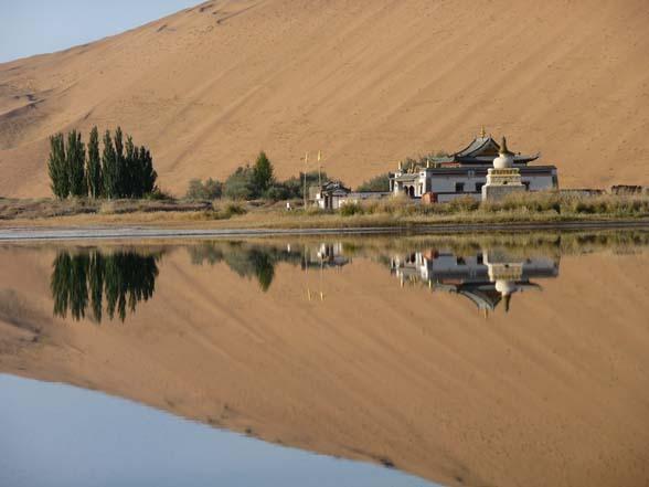 טיול לסין - אל דרך המשי, מדבר האגמים ושמורות הטבע של מונגוליה הפנימית, גאנסו וסצ´ואן-טיבט