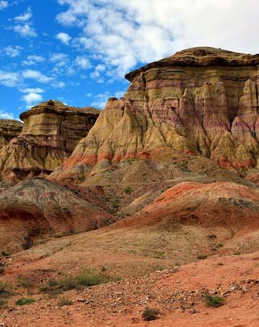 יום 4 - אל מעמקי המדבר
