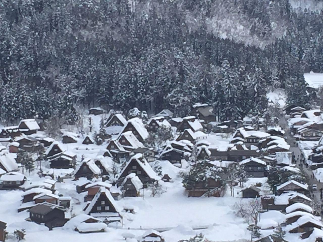 טיול חורף ליפן - מסע בארץ הפיות