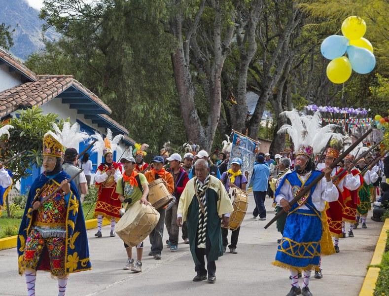 מסע לפרו - חג אינדיאני בלב הקלאסיקה של פרו; פסגות האנדים, המדבר הפאסיפי והג