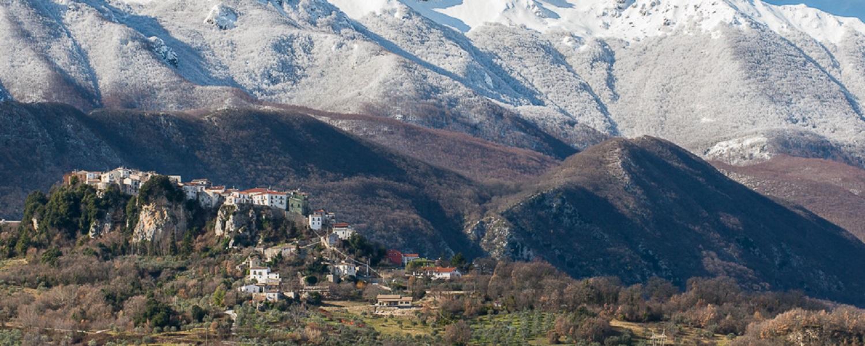 טרק בשלכת באברוצו - הלב הפראי של האפנינים באיטליה