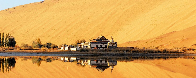 מונגוליה וסין - מסע מיוחד וראשוני אל לב מדבר גובי ואל שוליו