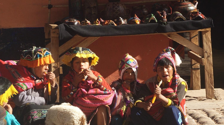 מסע לפרו - חג אינדיאני אמיתי בלב הקלאסיקה של פרו; פסגות האנדים, המדבר הפאסיפי והג'ונגל ההררי