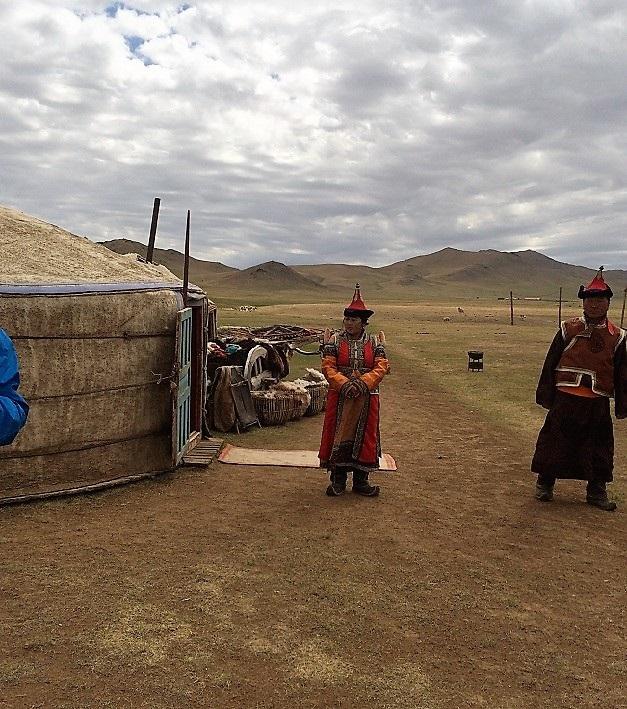 יום 6 - הערבה המונגולית וסוסים ששבו מן המתים