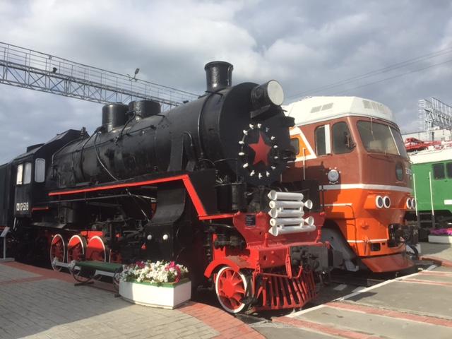 סיביר - דרך הברזל במקום דרך המשי – תמונות מהרכבת הטראנס-סיבירית