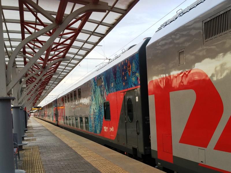 ברכבת הטראנס סיבירית - למטייל העצמאי