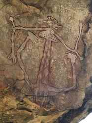 יום 7 - שמורת ארנהם – אבוריג'ינים וציורי סלע
