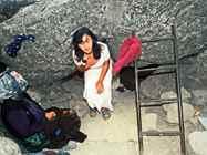 יום 7 - חזרה לבאקו וסיור בעיר, חצי האי אבשרון
