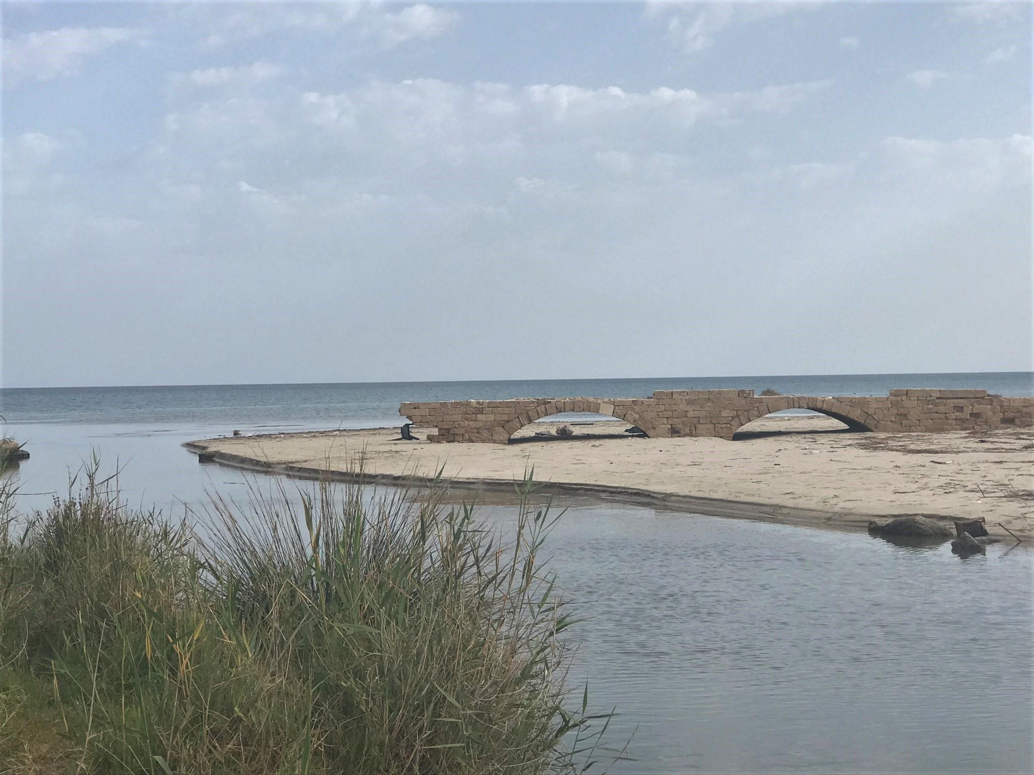 טיול מכוניות פרטיות למפעלי המים של קיסריה