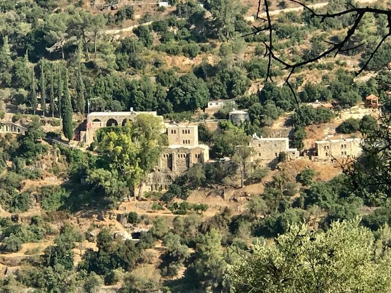 טיול בהרי ירושלים בעקבות משפחת שיח' בדר אלג'מלי