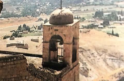 צפון מדבר יהודה, ארמונות בית חשמונאי בפתחת יריחו