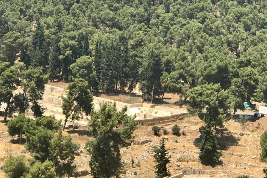 אל מערכות המים הקדומות של ירושלים - מים עתיקים בדרך אל העיר הצמאה תמיד