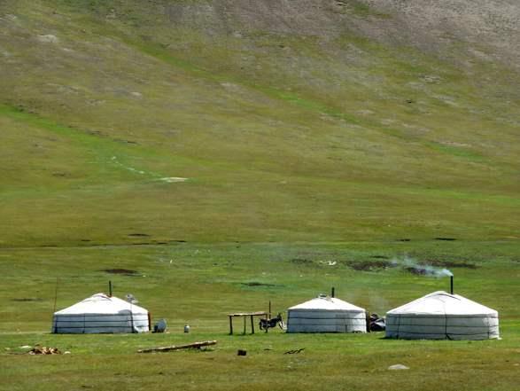 חוזרים למונגוליה - אל לב ממלכת הנוודים