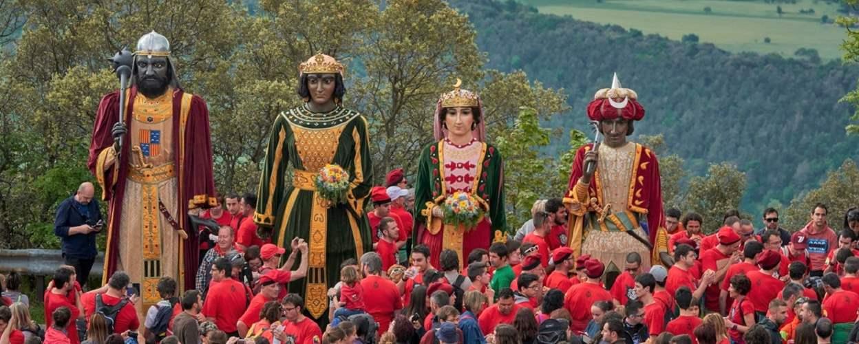 סופשבוע בקטלוניה בפסטיבל פאטום מימי הביניים