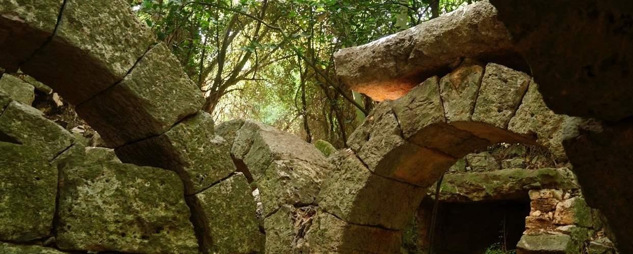 שרידים הסטוריים בסבך ועוד - אל אחד החלקים המרתקים והפחות מוכרים בגליל העליון המערבי