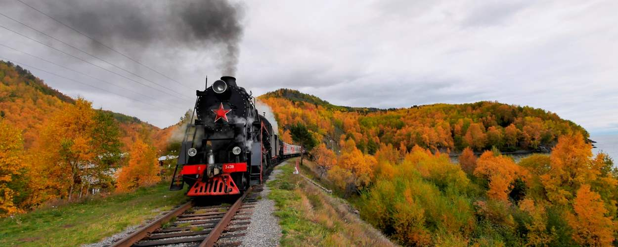 טיול מאורגן בעקבות הרכבת הטראנס סיבירית