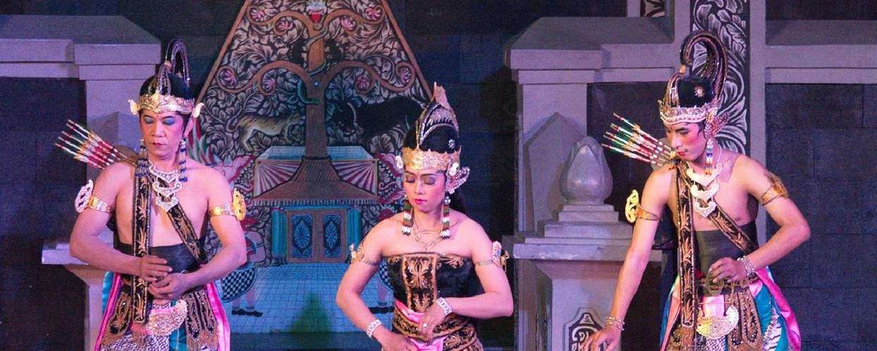 טיול לאינדונזיה, גן עדן בלב האוקיאנוס